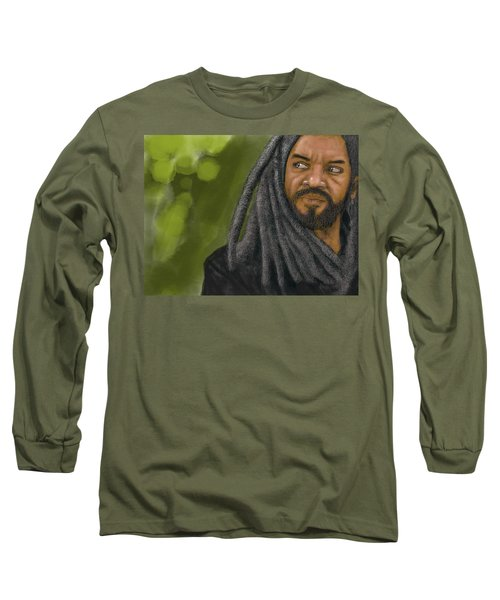King Ezekiel Long Sleeve T-Shirt