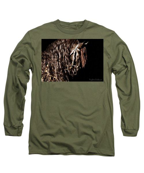 King Of Horses Long Sleeve T-Shirt
