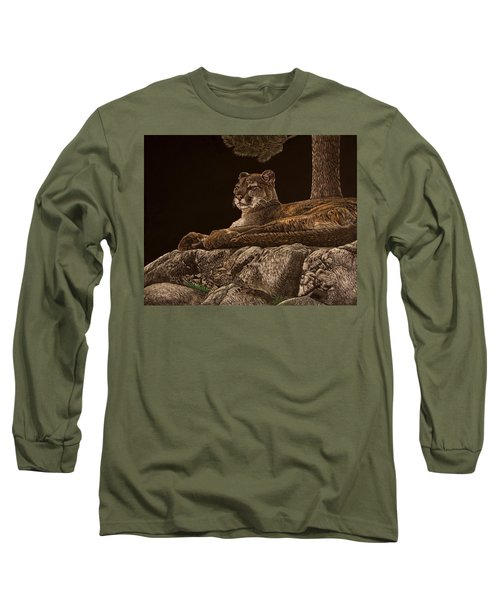 King Of The Hill Long Sleeve T-Shirt