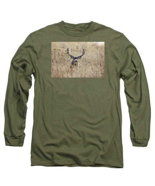 King Of The Marsh Long Sleeve T-Shirt