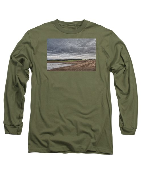 Kingdom Of Fife Long Sleeve T-Shirt by Jeremy Lavender Photography