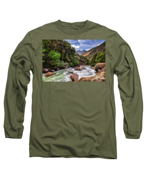 Kings River Long Sleeve T-Shirt