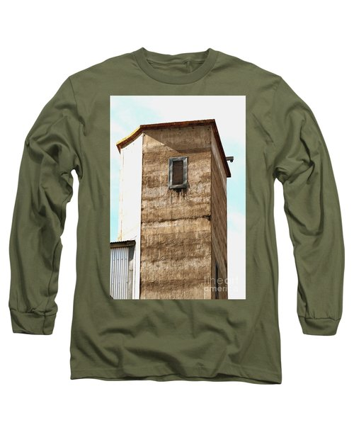 Long Sleeve T-Shirt featuring the photograph Kingscote Dungeon by Stephen Mitchell
