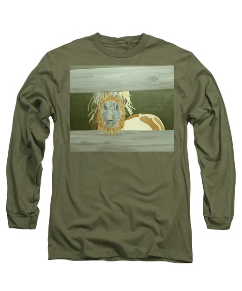 Kiss Me Baby Long Sleeve T-Shirt