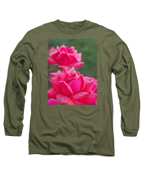 Kissed By Dew Long Sleeve T-Shirt