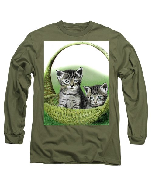 Kitty Caddy Long Sleeve T-Shirt