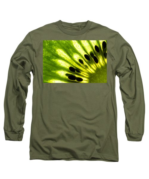 Kiwi Long Sleeve T-Shirt by Gert Lavsen