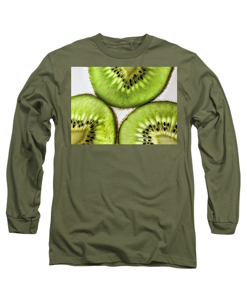 Kiwi Long Sleeve T-Shirt