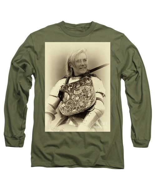Long Sleeve T-Shirt featuring the photograph Knights Of Old 17 by Bob Christopher