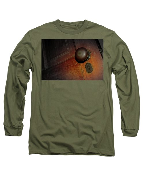 Knob Of Old Long Sleeve T-Shirt