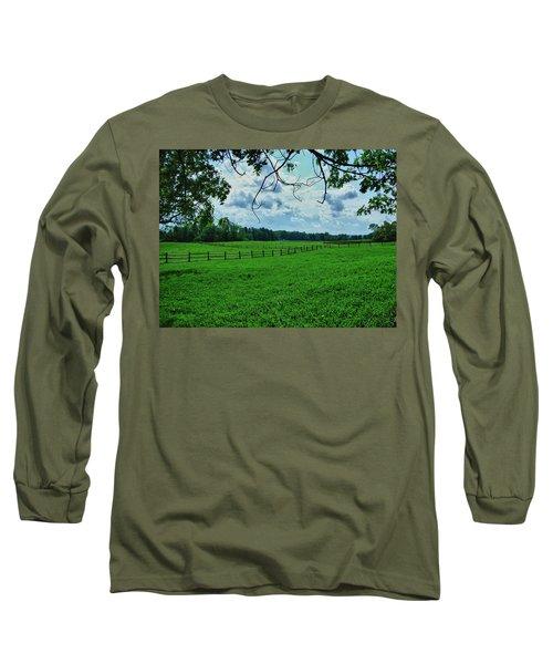 Knox Farm 1786 Long Sleeve T-Shirt