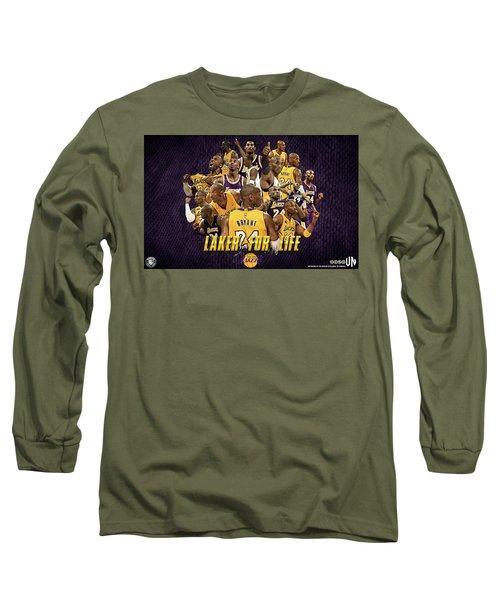 Kobe Bryant Long Sleeve T-Shirt