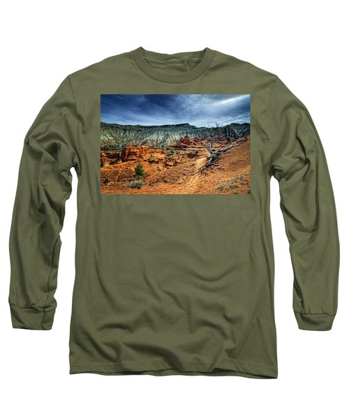 Kodachrome Basin Afternoon Long Sleeve T-Shirt