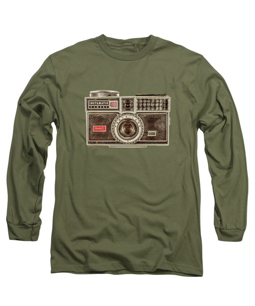 Kodak 400 Instamatic Long Sleeve T-Shirt
