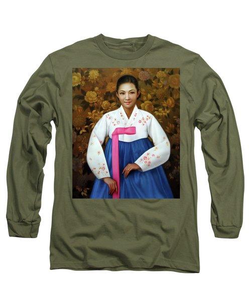 Korea Belle 6 Long Sleeve T-Shirt