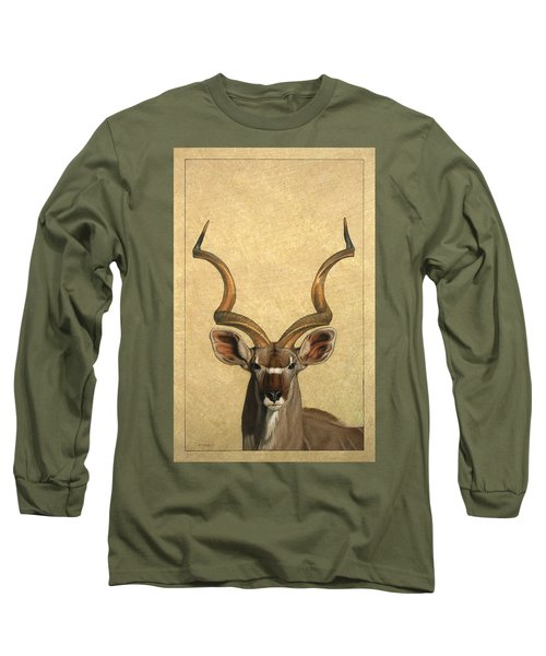 Kudu Long Sleeve T-Shirt