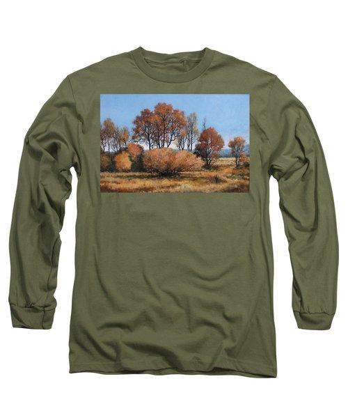 La Center Bottoms Long Sleeve T-Shirt