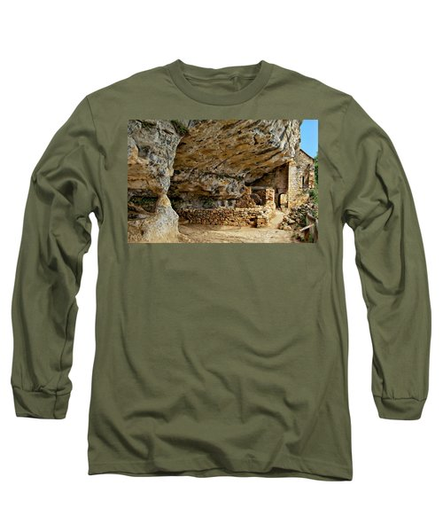 La Madeleine Ruins Long Sleeve T-Shirt