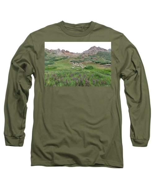La Plata Peak Long Sleeve T-Shirt