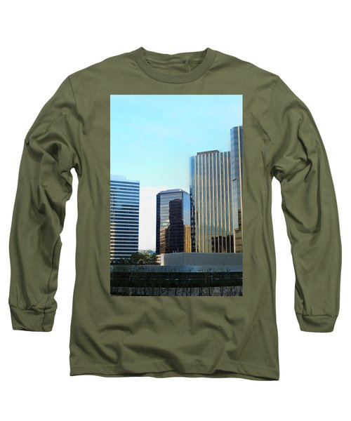 La Reflective Long Sleeve T-Shirt