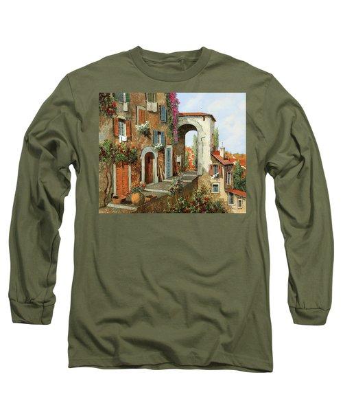 La Stradina Tra I Campi Rossi Long Sleeve T-Shirt