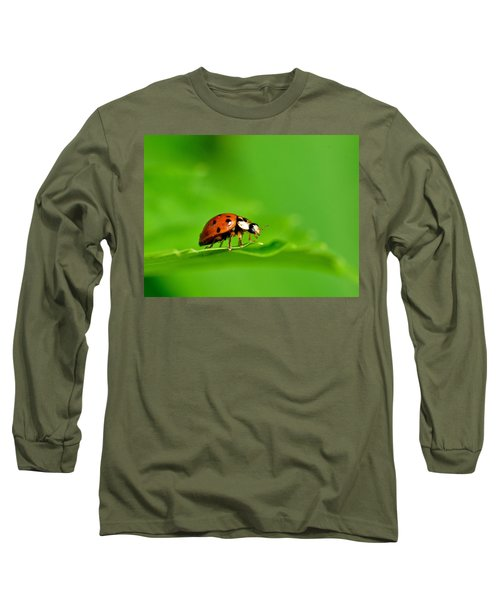 Lady Bug Long Sleeve T-Shirt