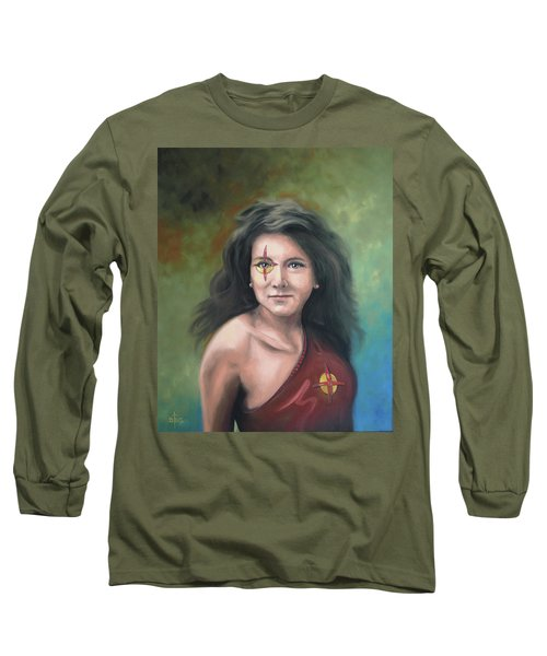 Lady Starr Long Sleeve T-Shirt
