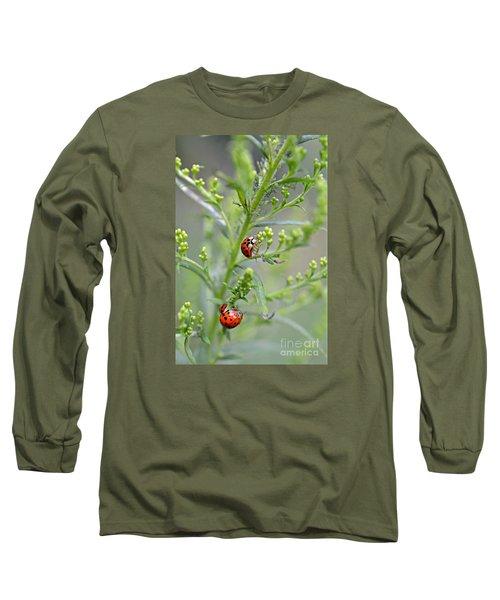 Ladybug Ladybug... Long Sleeve T-Shirt