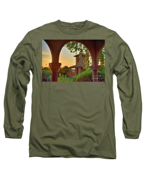 Lajitas Sunrise Long Sleeve T-Shirt