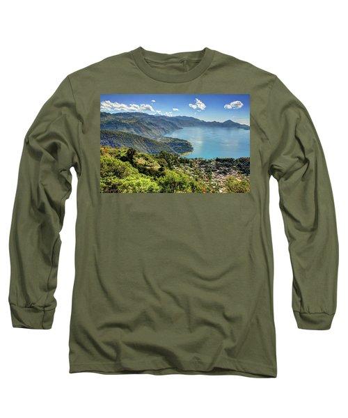 Lake Atitlan Long Sleeve T-Shirt