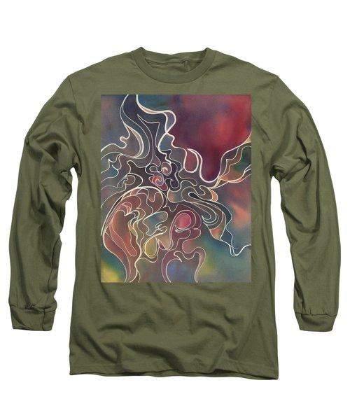 Lake Bottom II Long Sleeve T-Shirt