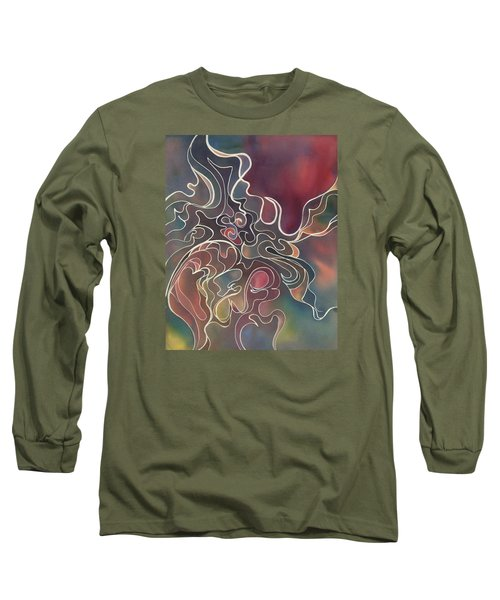 Lake Bottom II Long Sleeve T-Shirt