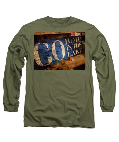 Lake Charm Long Sleeve T-Shirt