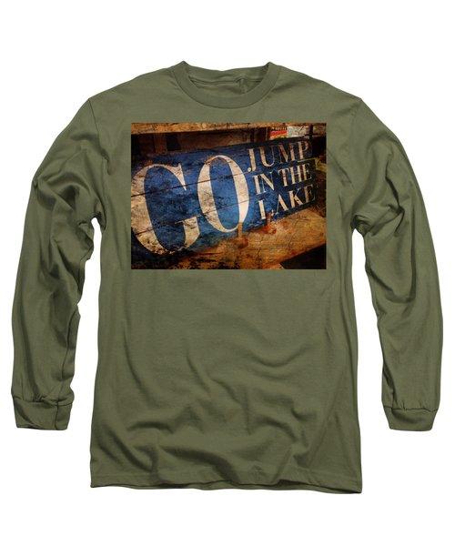 Lake Charm Long Sleeve T-Shirt