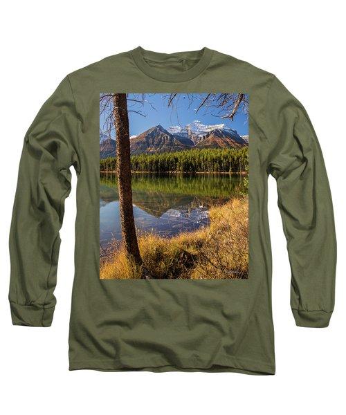 Lake Herbert Reflections Long Sleeve T-Shirt