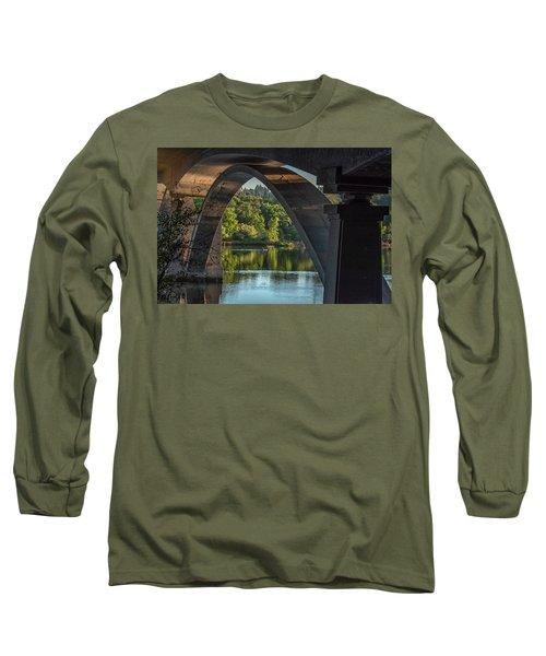 Lake Natoma Arch Long Sleeve T-Shirt