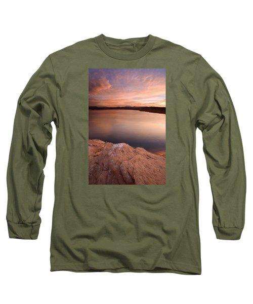 Lake Powell Dawn Long Sleeve T-Shirt