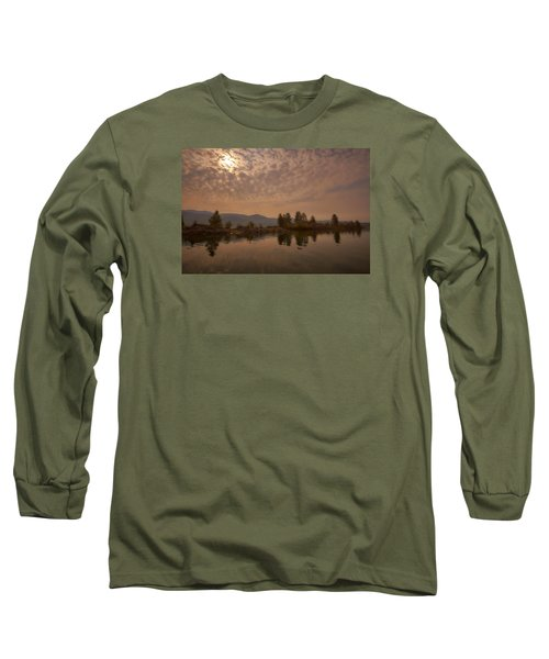 Lake Roosevelt Washington2 Long Sleeve T-Shirt
