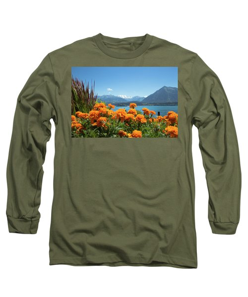 Lake Thunersee Long Sleeve T-Shirt