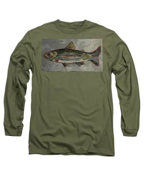 Lake Trout Long Sleeve T-Shirt