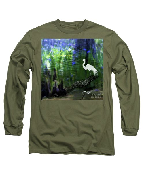 Lalalouisiana02 Long Sleeve T-Shirt