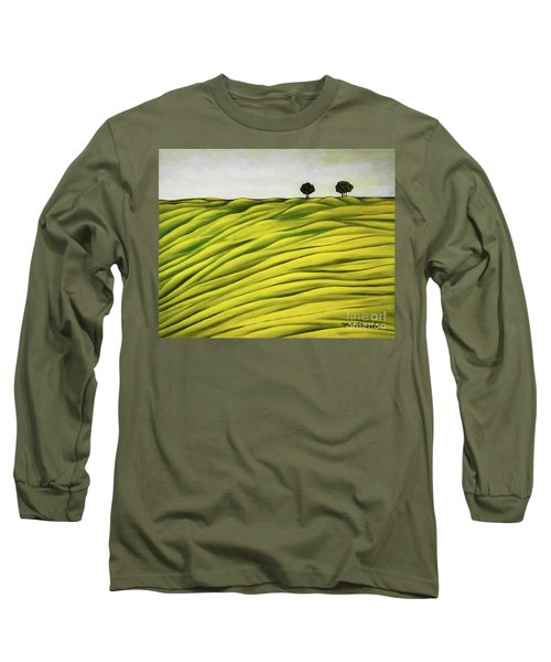 Land Of Breather Long Sleeve T-Shirt