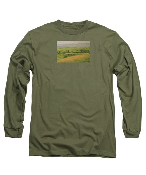 Land Of Grass Long Sleeve T-Shirt
