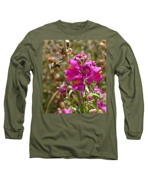 Landing Bumblebee Long Sleeve T-Shirt