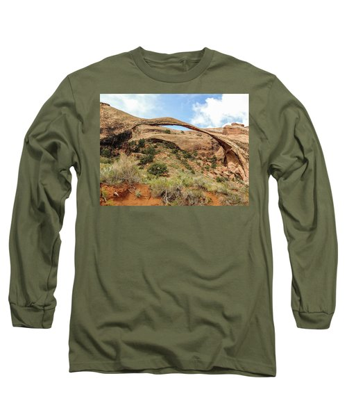 Landscape Arch Long Sleeve T-Shirt
