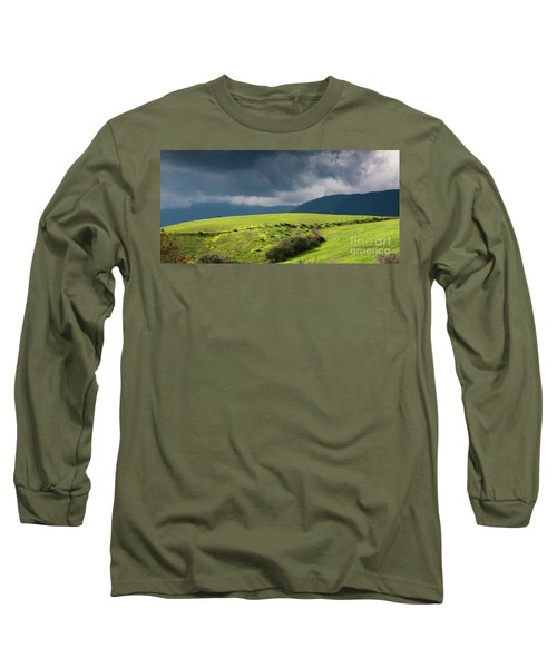 Landscape Aspromonte Long Sleeve T-Shirt