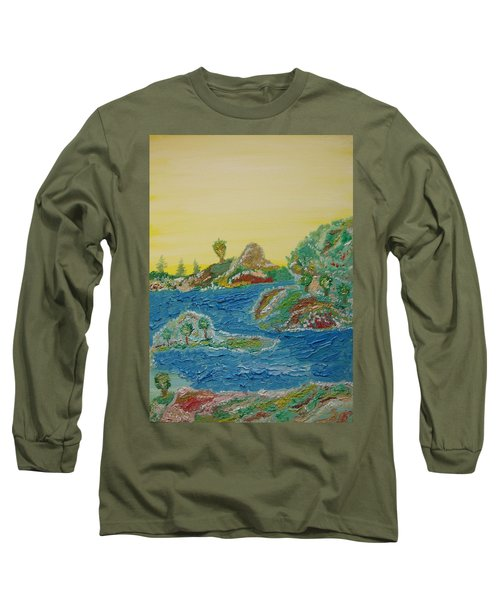 Landscape. Fantasy 28. Long Sleeve T-Shirt