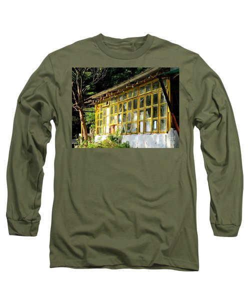 Long Sleeve T-Shirt featuring the photograph Lantau Island 46 by Randall Weidner