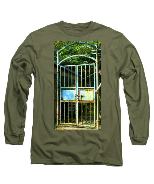 Long Sleeve T-Shirt featuring the photograph Lantau Island 48 by Randall Weidner