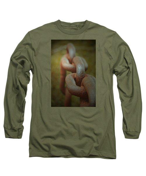Large Chain Long Sleeve T-Shirt